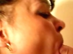 Chubby Wifes Mummy Rails His Dick