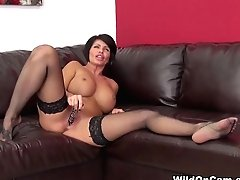 Incredible Superstar Shay Fox In...