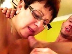 Fat Granny Lawanda Gets Her...