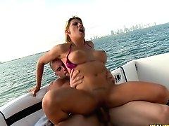 Crazy Sex Industry Star Charisma...