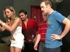 Blonde Amanda Deepthroat Shows...