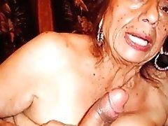Latinagranny Fledgling Granny...