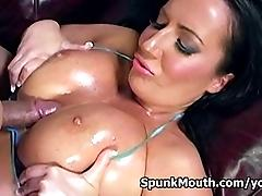 Big Tits slut Richelle Ryan hot...