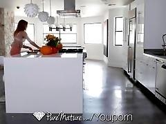 PureMature - House wife Kate...