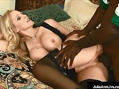 Legendary Cougar Julia Ann Calls...