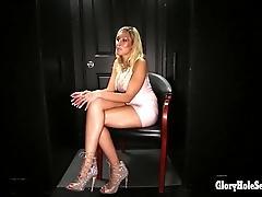 Gloryhole Secrets Hollywood girl...