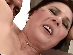 Matures With Round Slave Gets...