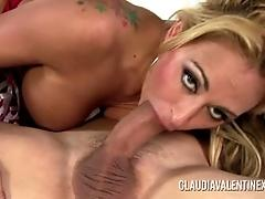 Claudia Valentine Fucks and...
